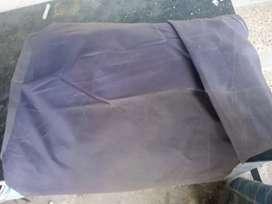 TATA HEXA CAR - FULL BODY COVER AND FLOOR MAT SET FOR SALE