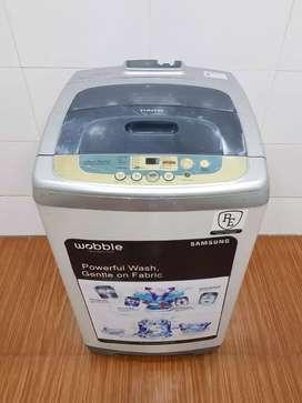 Samsung silvernano 7kg fully automatic washing machine