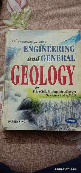 Engineering & General Geology by PARBIN SINGH