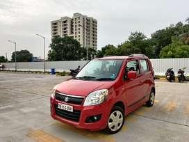 Maruti Suzuki Wagon R VXI BS IV, 2013, Petrol