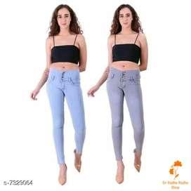 Women jeans top