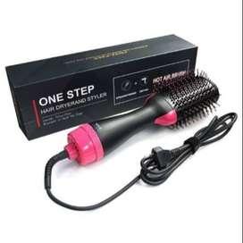 Sisir Pengering Rambut One Step Hair Dryer and Styler Hot Brush Cepat