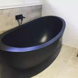 Bathtub Terazzo