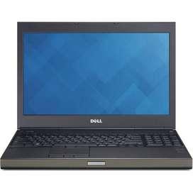 "Refurbish(second hand)laptop Dell M6800/core i5/17""screen/4gb nvidia"