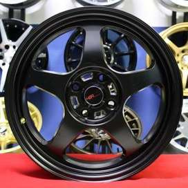 velg mobil yaris jazz mobilio go sirion march ring 17