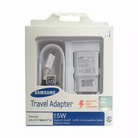 Travel Charger Samsung 15W 2A isi daya cepat Sein