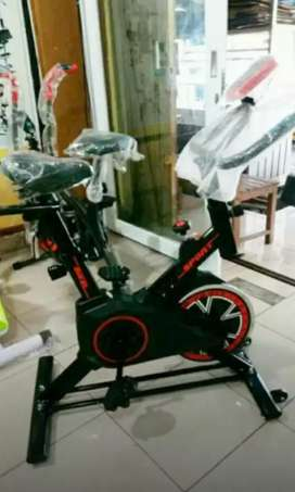 Sepeda statis cardioslimmer minbike balap prinsporty