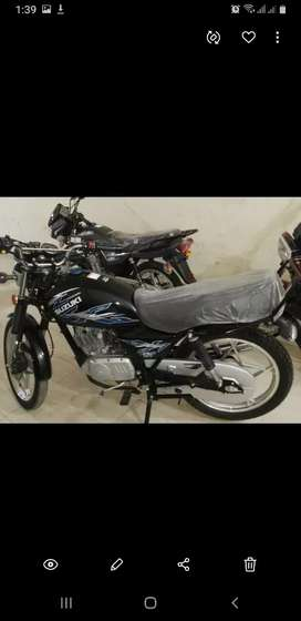Suzuki Motorbikes Gs150Se brand new Red and Black available