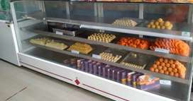 8 feet sweets stall good condition
