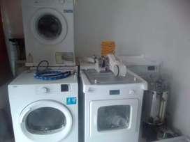 Alat laondry / mesin pengering conversi