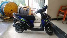 Yamaha ZR Scooter