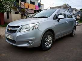 Chevrolet Sail 2016 Diesel Well Maintained.