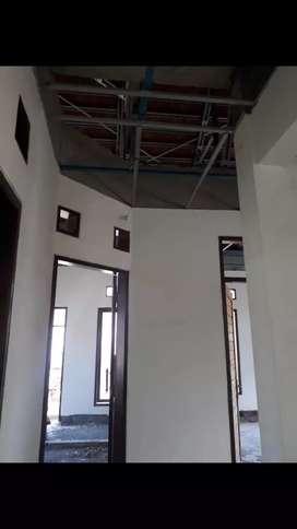 Rumah murah tinggal finishing di jalan Ahmad Yani Denpasar