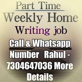 Part Time jobs facilities