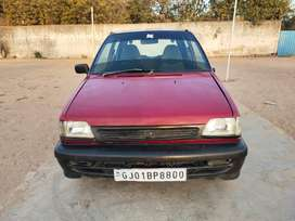 Maruti Suzuki 800 Std, 1998, Petrol