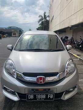 Honda Mobilio E manual 2014