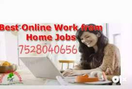 JOB AT  Home base jobs -internet based job