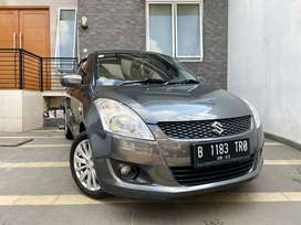 Suzuki Swift GL MT 2013