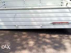 MAHINDRA Bolero pick - up  EXTRALONG Rear body (cargo Box )