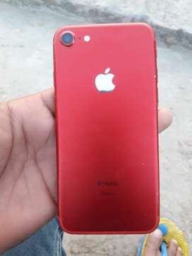 I Phone 7 Red (128gb)