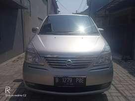 Nissan serena 2.0 HWS 2013/12 abu abu met istimewa antik tdp minim mrh