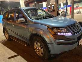 Mahindra XUV500 2011-2015 W8 2WD, 2013, Diesel