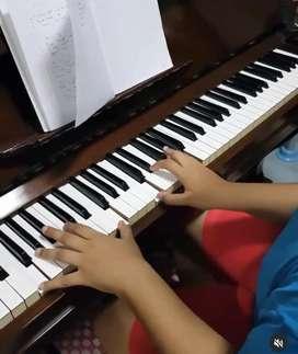 Les Piano dan Kursus Biola Guru ke Rumah / ONLINE Jakarta & sekitarnya