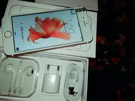 I phone 6s 32gb internal iOS version on cod yes