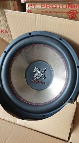Subwof3r Pegasus 12inc