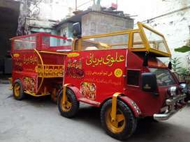 Counter fastfood rs40000