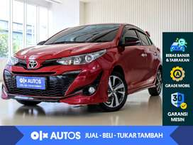 [OLXAutos] Toyota Yaris 1.5 TRD Sportivo Bensin A/T 2018 Merah