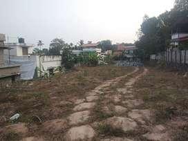 20 Cent house plot in Chethipuzha, Changanacherry