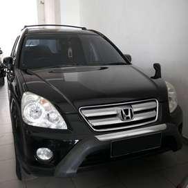 [DP 12JT] Honda CRV 2.0 i-VTEC Hitam, 2006 bs kredit
