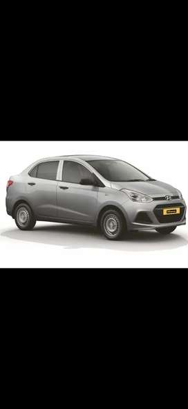 Brand new t permit car Hyundai xcent prime cng