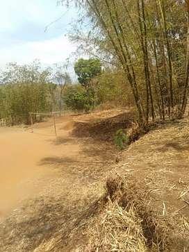 BUB Jual Tanah di Malangbong Garut 10mnt dr pasar Lewo 4,550 m2 100jt