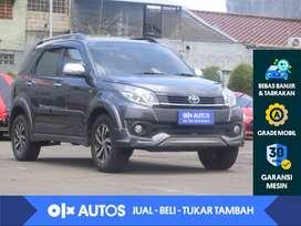 [OLX Autos] Toyota Rush 1.5 TRD Sportivo A/T 2016 Abu-abu
