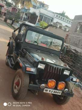 Mahindra Marshal 1977 Diesel Well Maintained