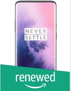 (Renewed) OnePlus 7 Pro (Mirror Grey, 6GB RAM, 128GB Storage)  Renewed