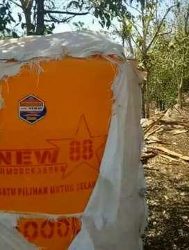 Gudang tandon air 5000 liter toren tebal HDPE