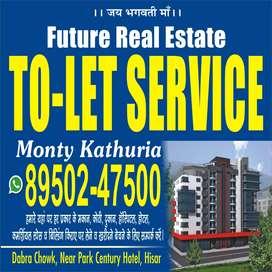 Kothi  for  rent  in  sec  13 first  floor