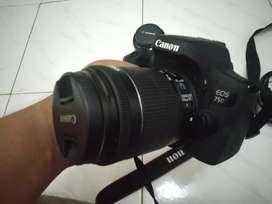 Dslr canon 750d