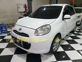 NISSAN MARCH 1.2 TH 2013 MANUAL
