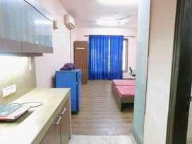 INDEPENDENT Furnished One Room Set( 1RK) Sec 23A/Infospace/Udyog Vihar