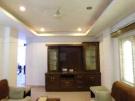 NE facing fully furnished 3BHK