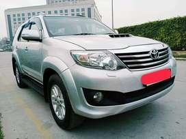 Toyota Fortuner 3.0 4x4 Manual, 2012, Diesel