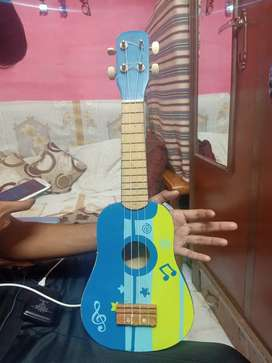 Hape guitar [blue]