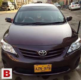 Corolla GLI Available For Rent & Booking In Just Rs 2000/- Per Day