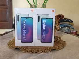 Jumat Bigsale Xiaomi Redminote 8 4/64 GB Blue White