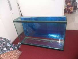 Fish tank four feet new one not used