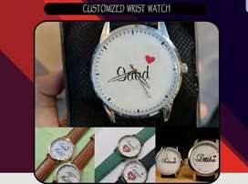 Wrist watch for men and women